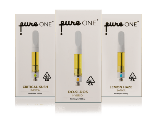 Pure Vape carts