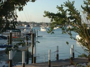 Marsh Harbour, serene in the morning light