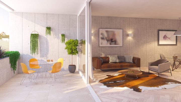 ustralia's first Passive house certified apartment