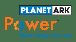 Planet Ark Power logo