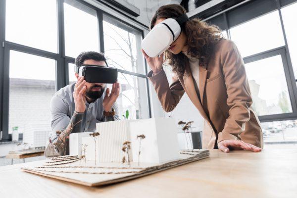 virtual reality architects