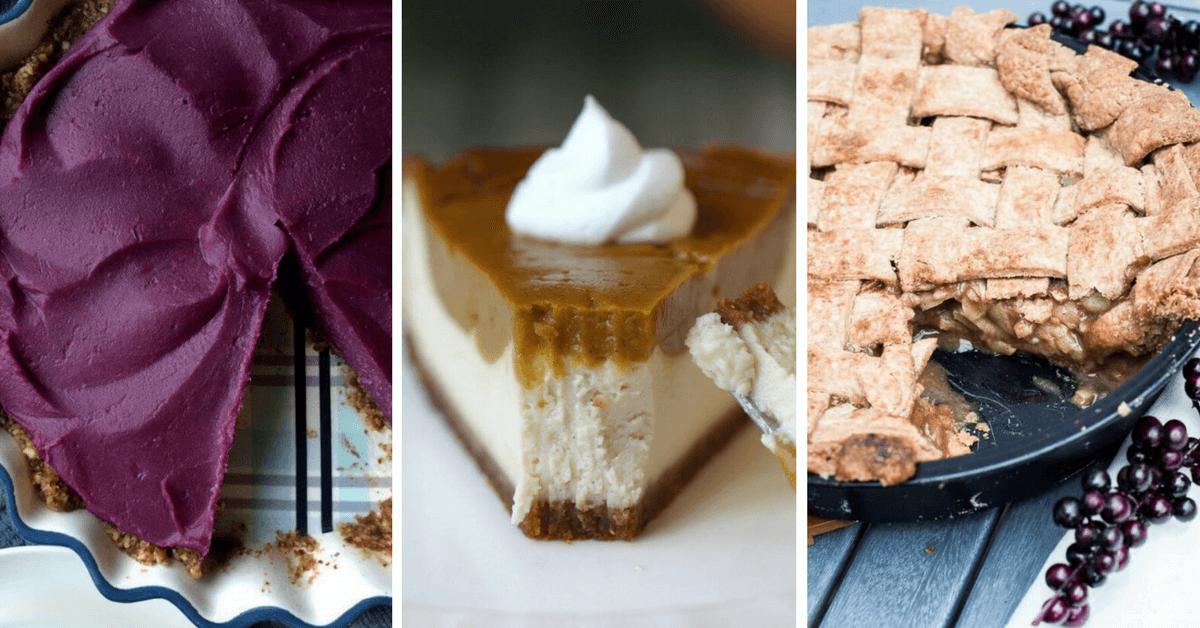 The Best 29 Vegan Thanksgiving Dessert Recipes