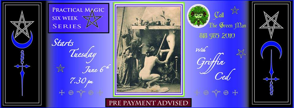 Practical Magic Series With Griffin Ced The Green Man Store