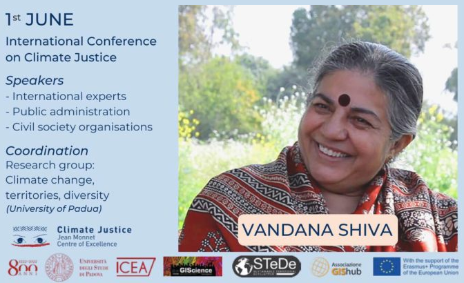 the international conference on climate justice