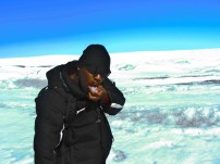 Eating some Greenland Ice Sheet