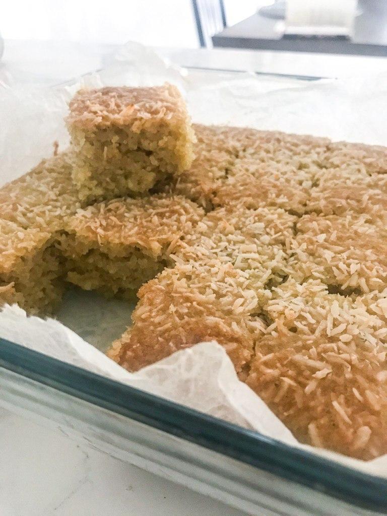 Sponge cake morbidissima