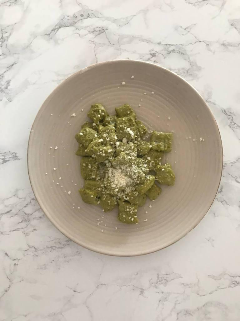 Gnocchi di broccoli