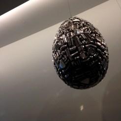 'Egg' by Subodh Gupta