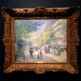 'The Grand Boulevards', 1875 by Pierre-Auguste Renoir