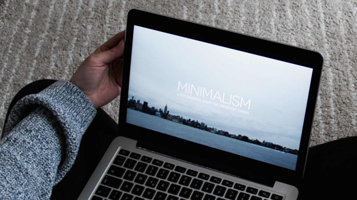 Bewusst mit weniger leben: Minimalism – a documentary about the important things