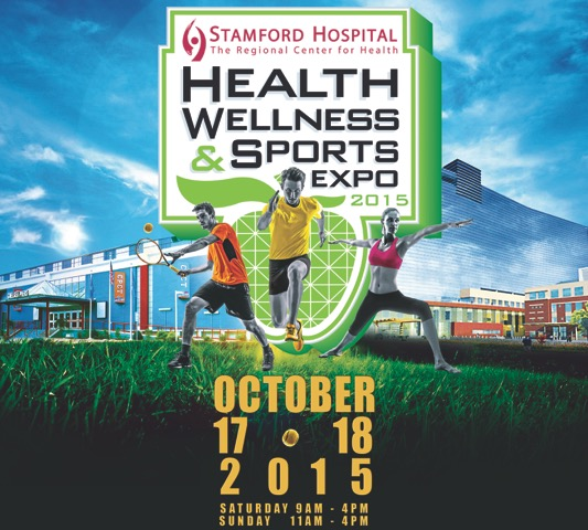 4th Annual Stamford Hospital Health Wellness & Sports Expo 2015 Returns to Chelsea Piers Connecticut, October 17 and 18