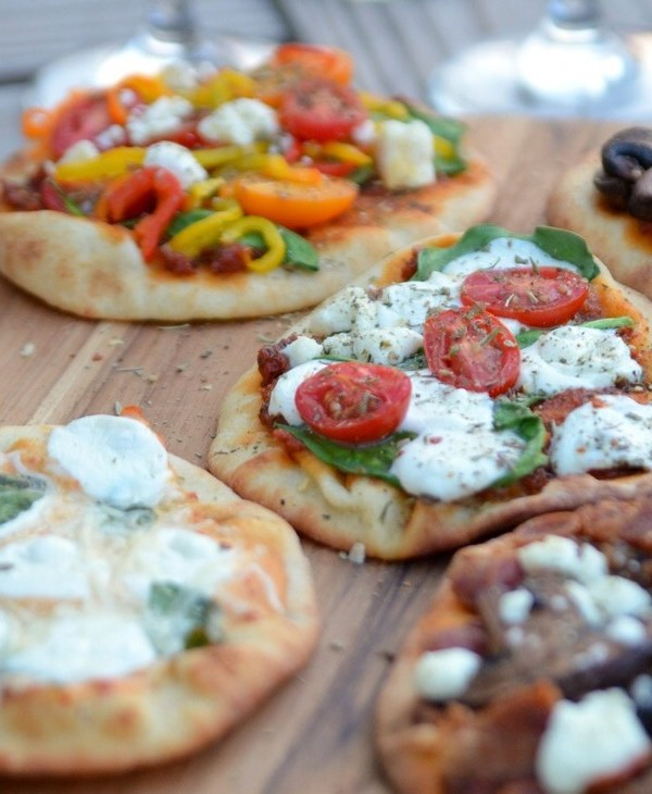 DIY: Pizza & Wine Bar = Does It Get Any Better?