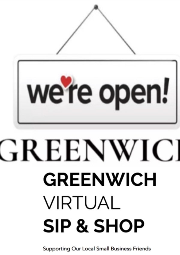 Greenwich Sip & Shop *online!*