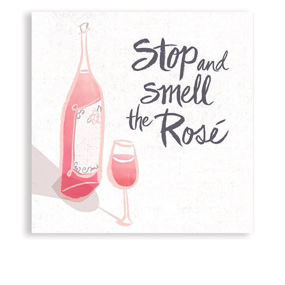 Spring Means Rosé