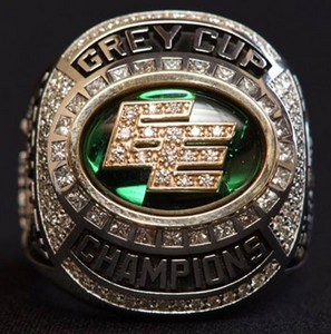 2015 Grey Cup Ring