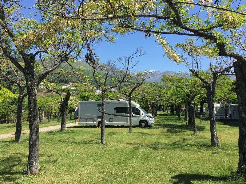 Camping Yuste, Aldeanueva de la Vera, Spain