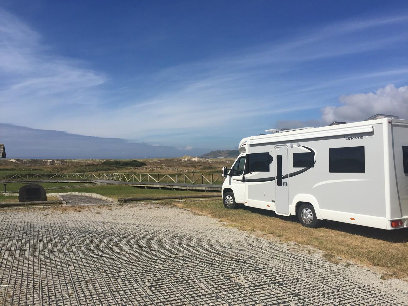 Bread De Camp Van
