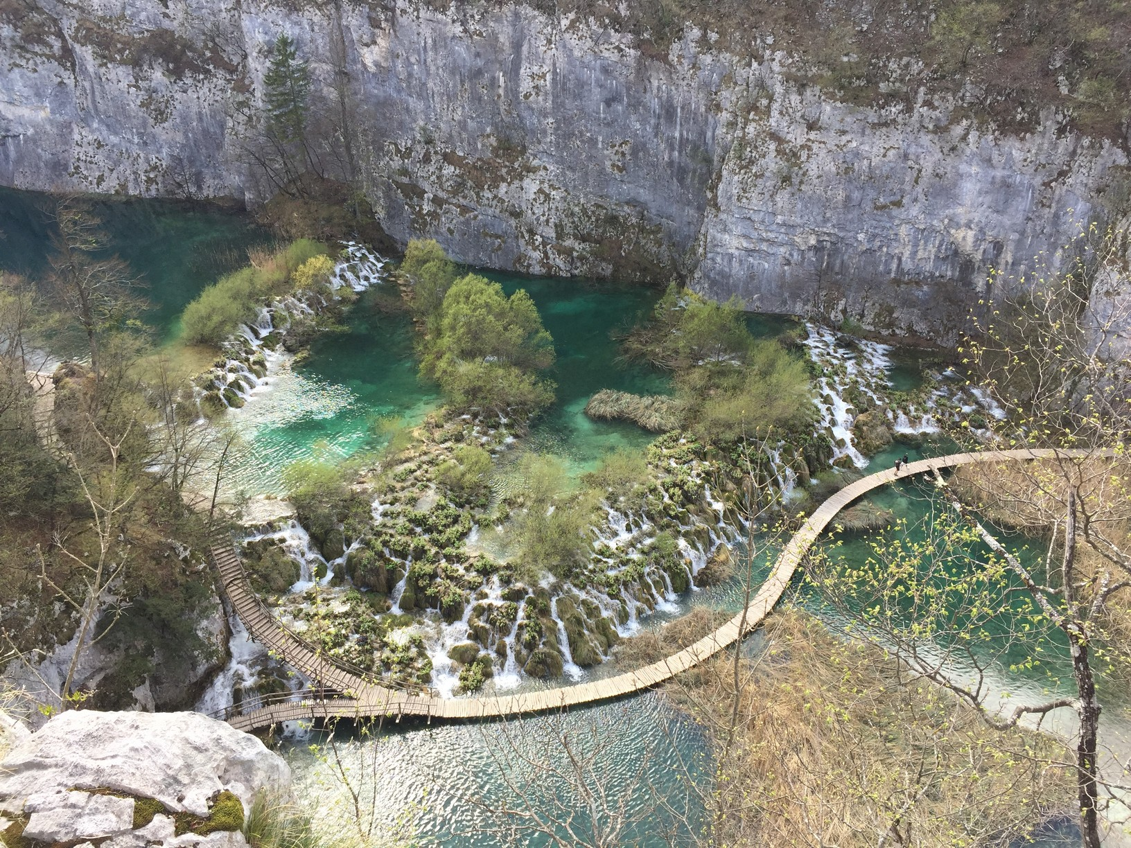 Plitvice Lakes National Park, Croatia.