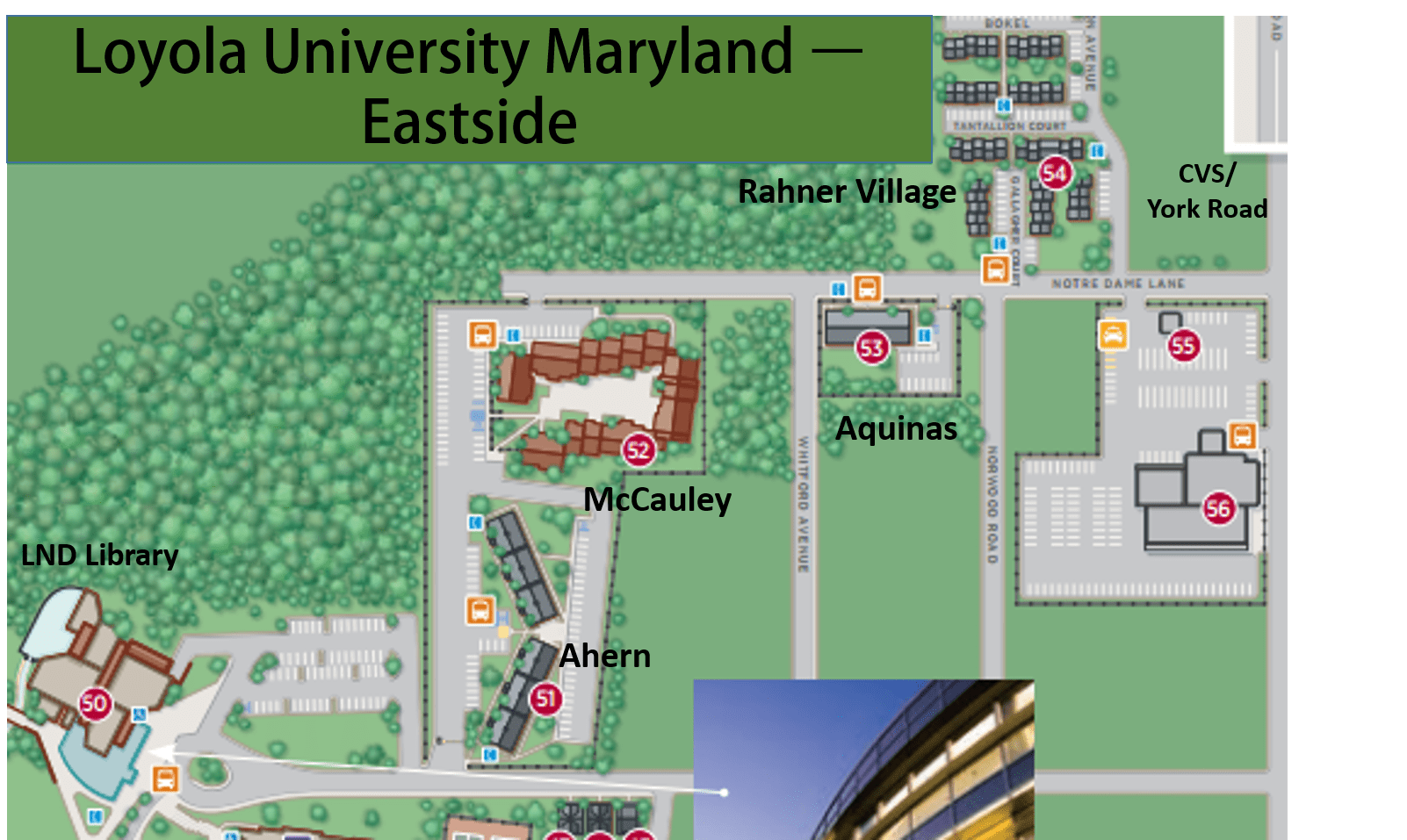 loyola university maryland campus map Major Safety Concerns Need To Be Addressed Now The Greyhound loyola university maryland campus map