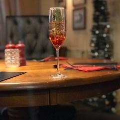 Cheeky Christmas Cocktail