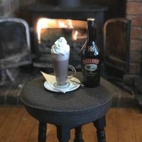 Baileys and Hot Chocolate