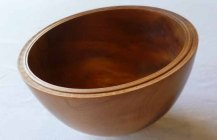 Swamp Kauri – Small Bowl