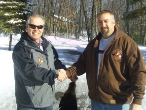 Our Jacket winner from December of 2010!