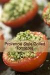 Provencal Style Grilled Tomatoes