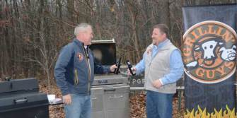 A good day at the grill