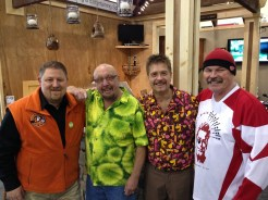 The Grillin' Guys and The Grilling Buddies