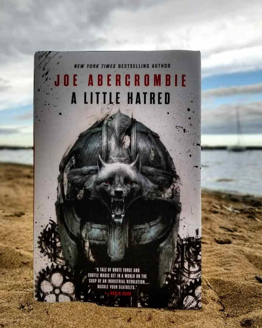 Joe Abercrombie A Little Hatred : abercrombie, little, hatred, Little, Hatred, Abercrombie, Grimdragon