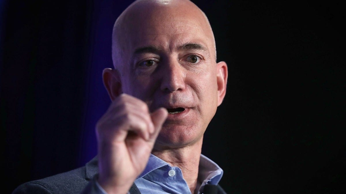 Amazon CEO Now the Richest in History