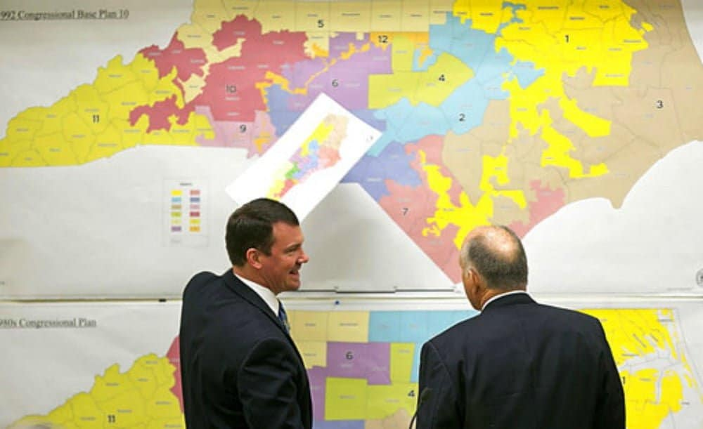 Court Strikes Down North Carolina Congressional Map As Unconstitutional