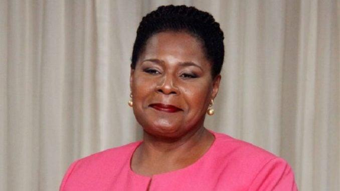 Paula Mae Weekes thegrio.com