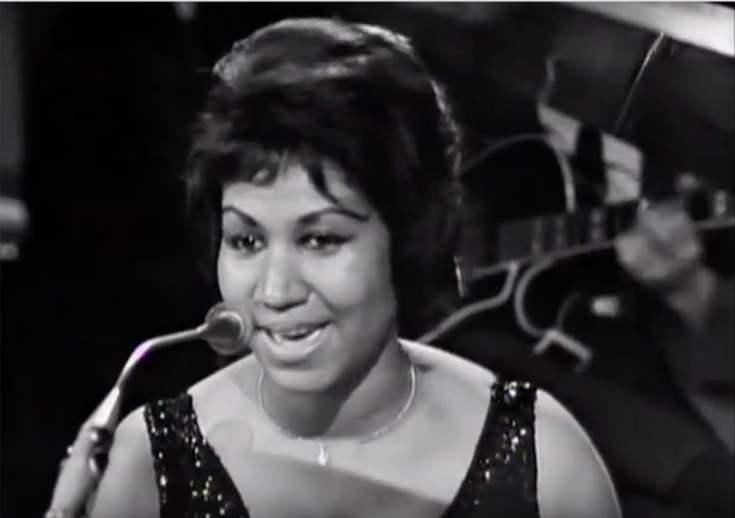 Aretha 1964