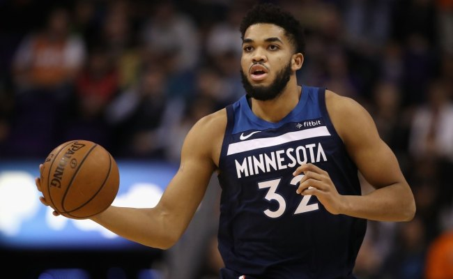 Timberwolves Star Karl Anthony Towns Lucky To Be Alive