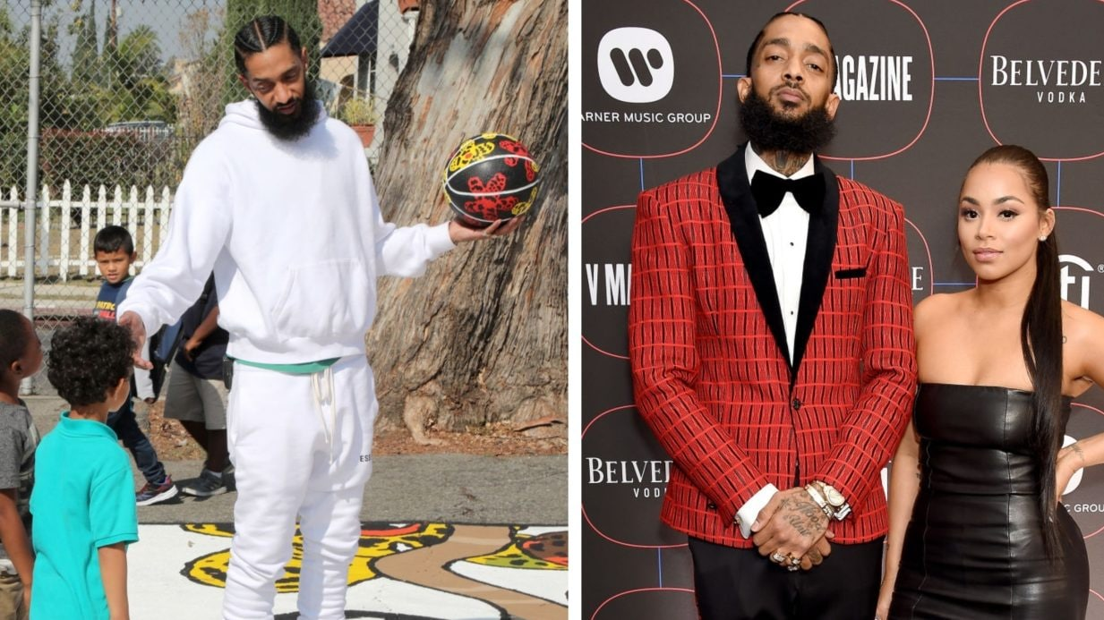 Family Community Wealth HipHop The legacy of Nipsey