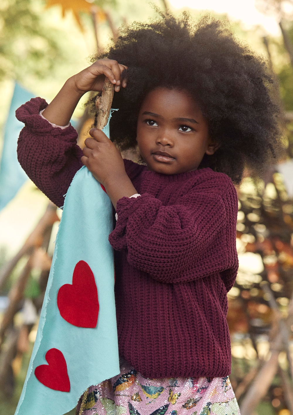 H M Responds To Backlash Over Ad With Black Child Model S Natural