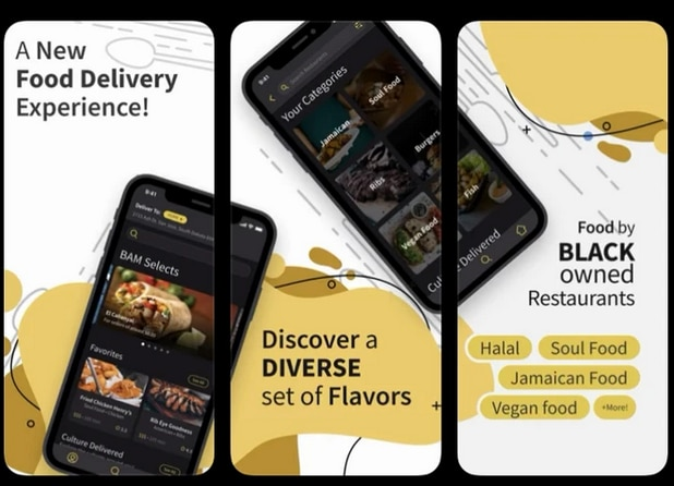 Black-owned food delivery app expands to Detroit – TheGrio