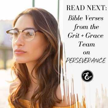 bible verses on perseverance