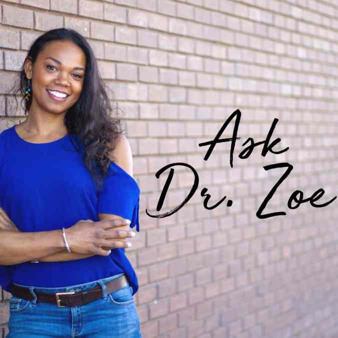 Ask Dr. Zoe Article Icon