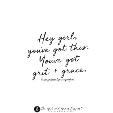 You, Your Man, and His Baby Mama All Need Grit and Grace | The Grit