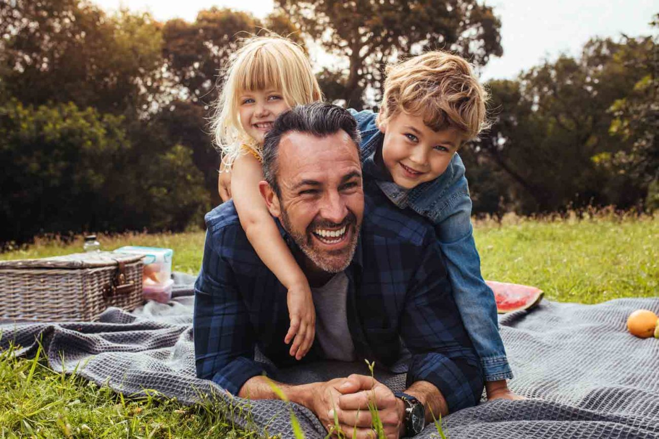 Why These Dads Make Strong Kids