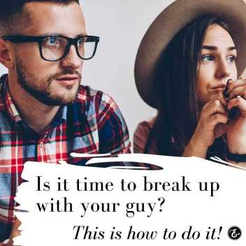 break up with your guy board