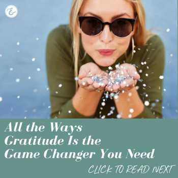 all the ways gratitude is the game changer you need