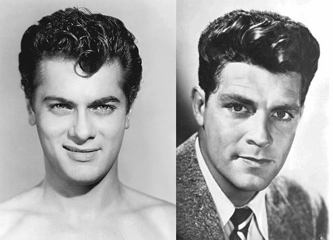 50er Jahre Friseurhandwerk