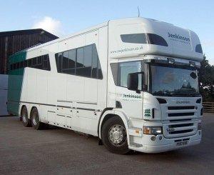 HGV Horsebox Training - get an HGV licence