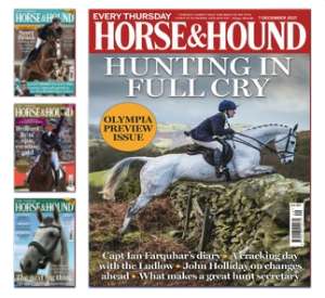 Christmas Stocking Fillers for Horse Lovers - Horse and Hound Subscription