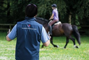 Equine Careers - BHS Career Pathways - Accredited Coach