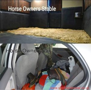 Freelance Grooms and Freelance Groom Jobs - A horse persons car